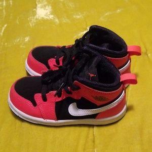Nike Retro Jordan 1's